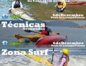 Curso Canoagem – Praia do Laranjal !!!