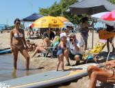 Domingo de praia e SUP !!